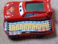 Lightning McQueen Car Game