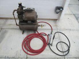 Portable compressor 240v