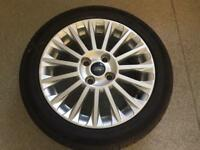 Ford Fiesta Alloy Wheel 195-50-R16