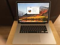 15inch MacBook Pro Retina mid 2014