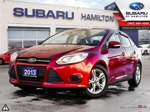 2013 Ford Focus SE LOW KM | ONE OWNER | NO ACCIDENTS