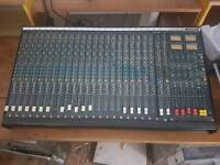 Mixing deck soundbeat