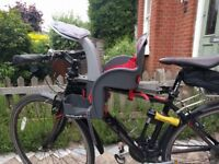 WeeRide Safe Front Child Bike Seat - pickup in Wimbledon