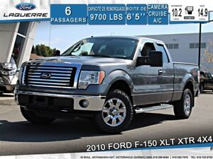 2010 Ford F-150 XLT*XTR*4X4*6 PLACES*CAMERA*CRUISE *A/C**