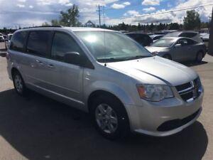 2012 Dodge Grand Caravan / SE/ STOW N GO/ DVD