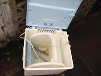 Caravan/ camping washing machine