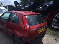 2006 FORD FIESTA STYLE CLIMATE 16V (MANUAL PETROL)- FOR PARTS ONLY