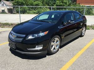 2014 Chevrolet Volt Electric Htd.Leather Seats, NAV, Forward Col