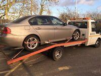 Car recovery , car transport , car collection, car disposal