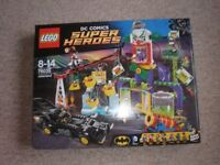 Lego DC Comics Super Heroes Jokerland set 76035 BNIB
