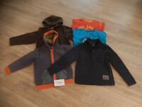 Boys Clothes Bundle 5 - 6 years