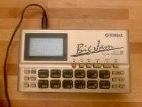 YAMAHA RY9 Big Jam Portable Rhythm / Drum Machine Groove Box with Power Supply