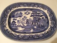 Various Pieces of Old China/Blue/Regal Etc Please Enquire, May Suit Collector?