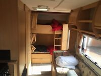 Very clean, tidy 2004,6 berth caravan