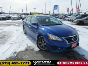 2013 Nissan Sentra S CVT | LOW KMS | EXCELLENT CONDITION