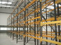 ALL PALLET RACKING WANTED!! CASH PAID! (PALLET RACKING , STORAGE )