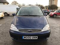 7 SEATS FORD GALAXY-DIESEL&6 SPEED GEARBOX-UP TO 55 MPG-YEAR MOT-FULL SERVICE HISTORY-NICE EXAMPLE