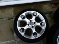 """Fiesta zetec s alloy wheel 17"""""""