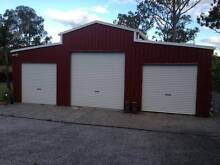 3 BAY AMERICAN BARN SHED. 10.5MX10.5M. HUGE. SUNNY COAST. Mons Maroochydore Area Preview