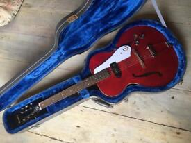 Epiphone Century 'Inspired by '66' Hollow-bodied Electric Guitar - Cherry Red