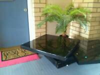 Three tier coffee table
