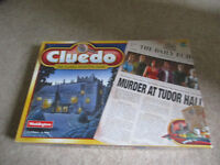 CLUEDO GAME....ABSOLUTELY MINT £10.