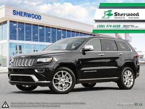2015 Jeep Grand Cherokee Summit Limited Diesel Full Load Only 5,