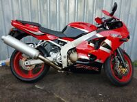 Kawaska zx6r 636 2 owners from new