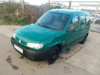 LHD Citroen Berlingo Diesel , we have more left hand drive ---15 cheap cars on stock---