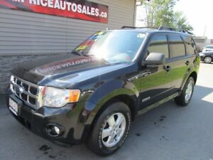 2008 Ford Escape LIMITED - HEATED LEATHER - SUNROOF!!!