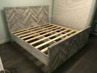 Custom bed frames