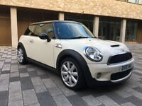 MINI COOPER S, 2 OWNER CAR, JUST SERVICED BY PARK LANE BMW.