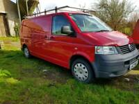 Vw T5 Transporter 2.5 lwb tdi 2008 needs engine, cheap!
