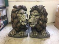 HENRI Studio, 2 x Grand Lion