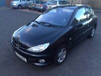 Cheap peugeot 206 - quick sale ideally £550 ono