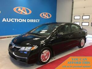 2011 Honda Civic DX-G AC! POWER OPTIONS! FINANCE NOW!