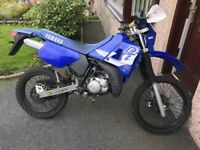 2003 Yamaha dt125 for sale or swap