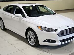 2016 Ford Fusion SE AWD ECOBOOST 2.0 CUIR TOIT NAV