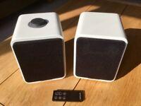 Ruark MR1 Bluetooth Speakers (White)