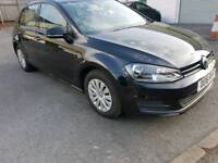 VW golf mk7 2016 1.4 TSI 5doors very low mileage excellent condition all around