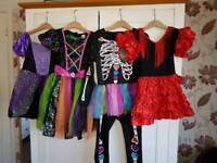 Fancy Dress Costumes x 9