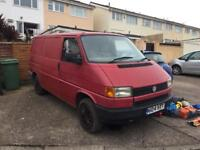 VW T4 (Summer Project!)
