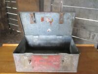 Old First World War ammunition Box