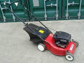 Mountfield laser petrol lawnmower In good working order