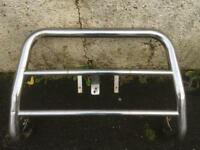 TRAFIC VIVARO CHROME BULL BAR