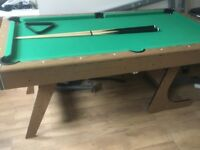 Pool table for sale £100