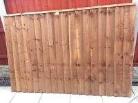 Fence panel brand new unused from Frank Keys