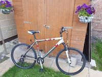 Raleigh Mountain Bicycle Excellent Condition