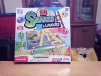 3d snake and ladders for sale