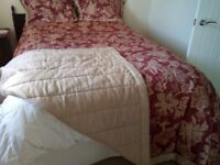 Dorma Bedspread and pillow cases
